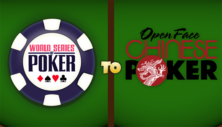 FROM WSOP TO OFCP